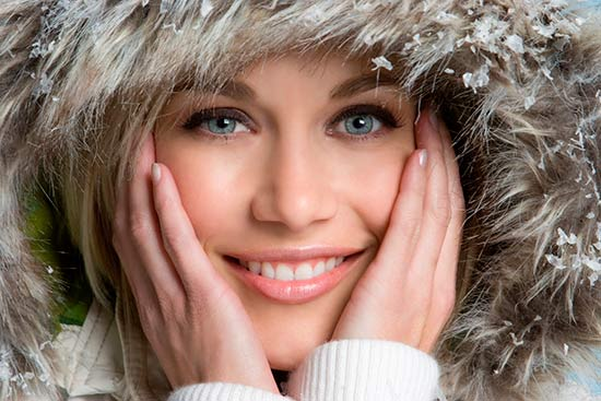 Skin Care Benefits of the Cold Weather