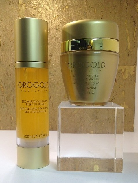OROGOLD 24K Multi-Vitamin Collection