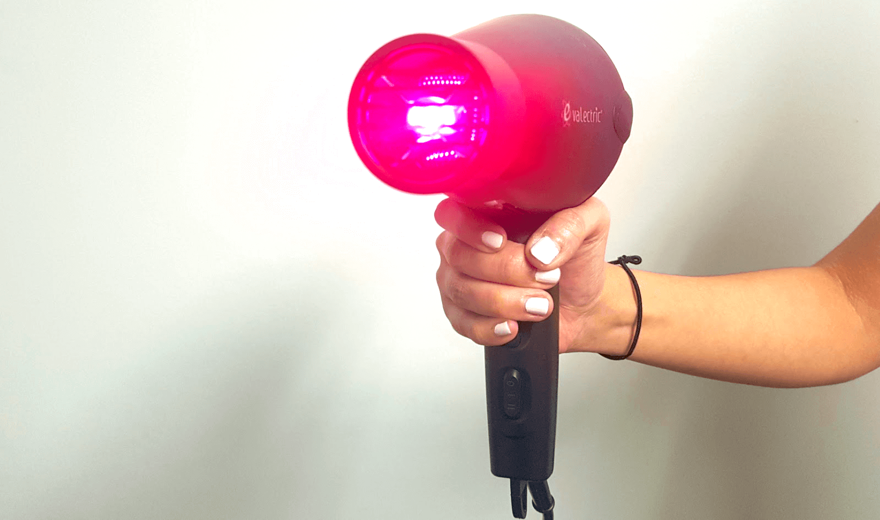 Evalectric Iconix LED Blow Dryer review