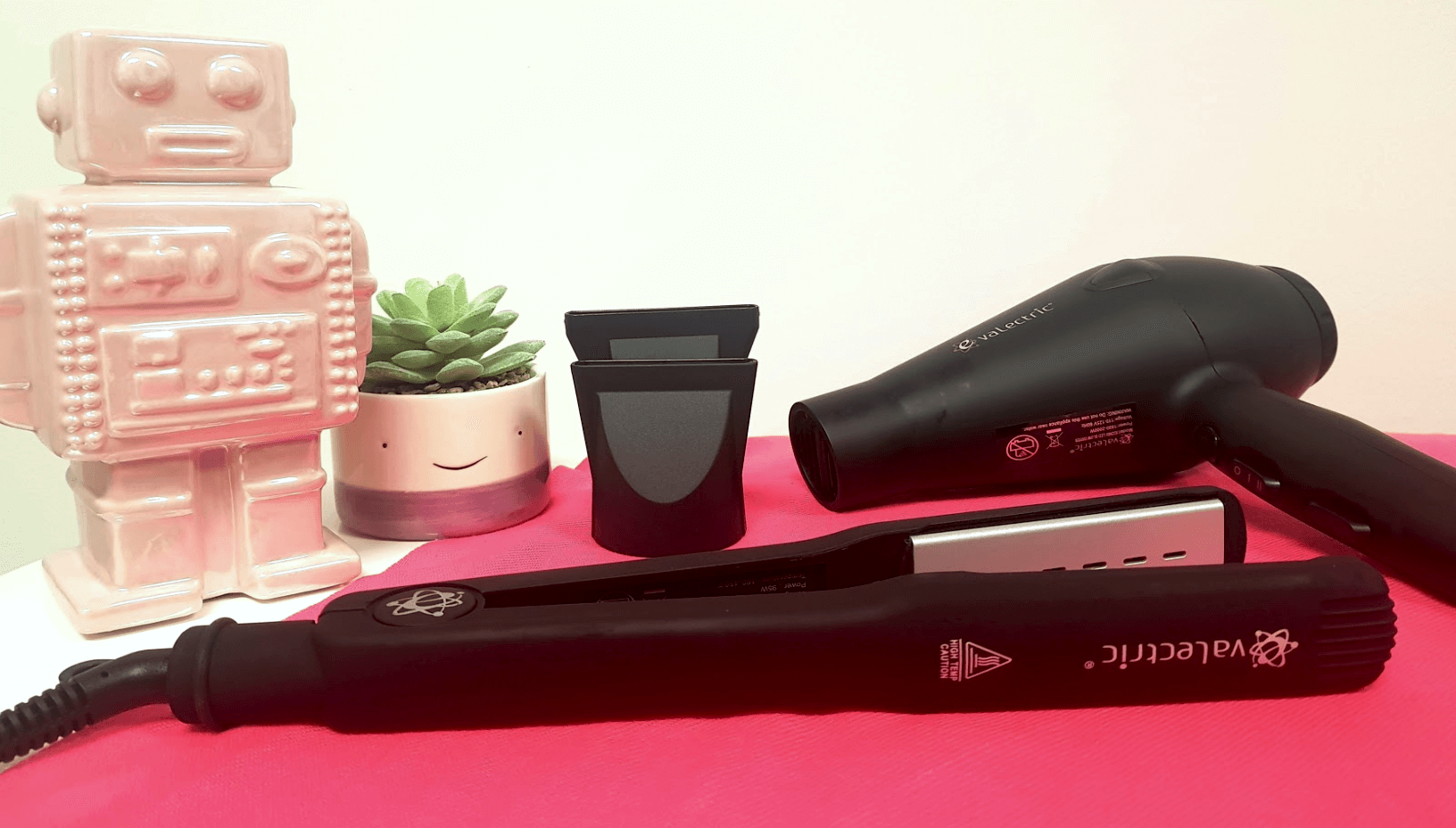 My Evalectric Review: Iconic LED Blow Dryer and Hair