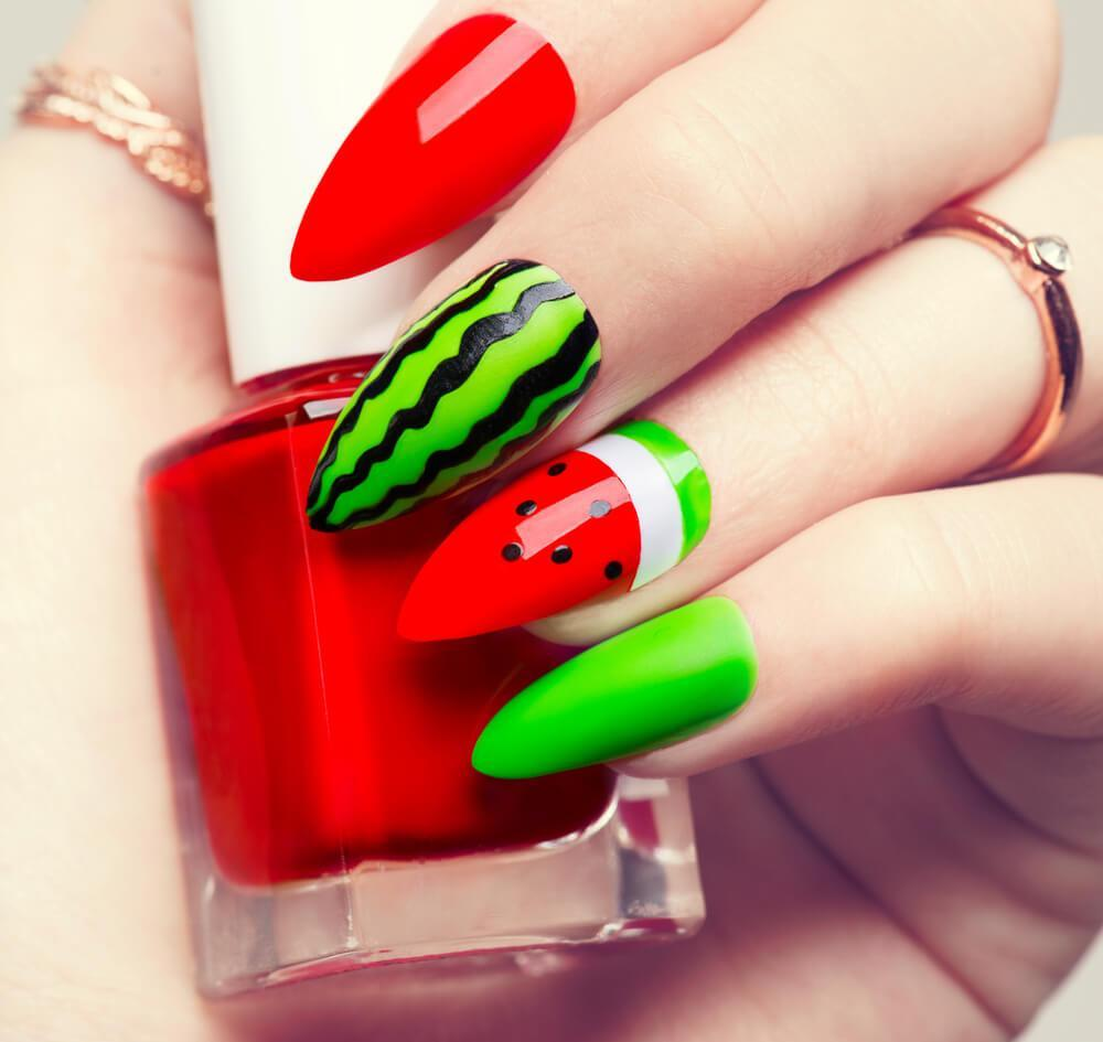 8 Beautiful Nail Art Inspiration The Value Place