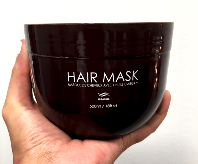 Herstyler Argan Oil Hair Mask product review